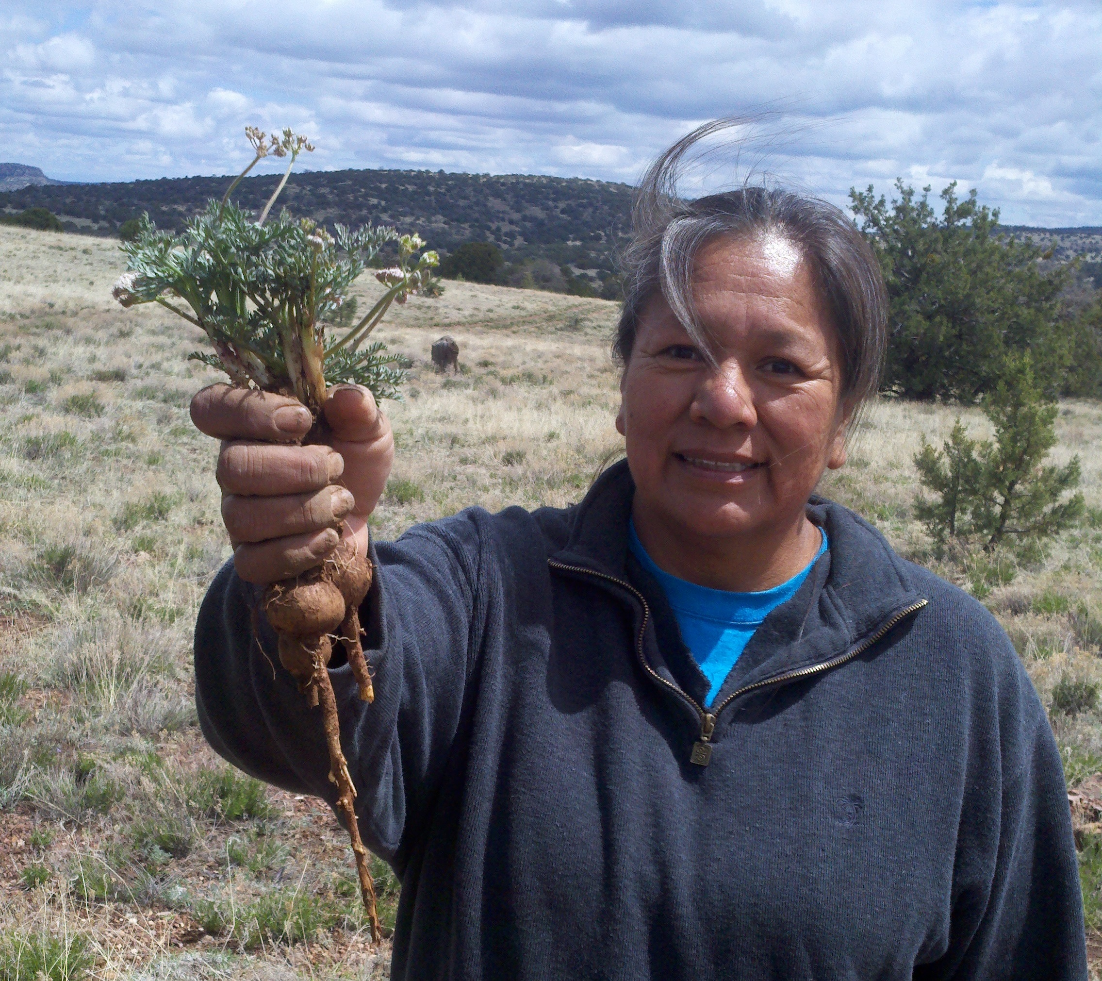 Tradition & Technology: San Carlos Apache Tribe's Food ...