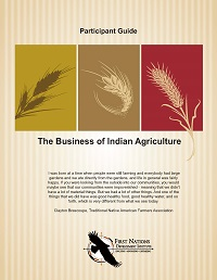 Business of Indian Agriculture Cover