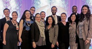 The 2015-2016 cohort of Independent Sector's American Express NGEN Fellows Program