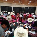 "Participants at ""Rodeo Bucks"""