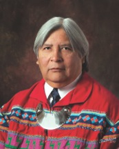 Chief Leonard M. Harjo, Seminole Nation of Oklahoma