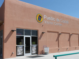 Pueblo de Cochiti Visitor Center
