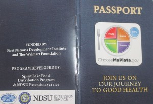 The Passport booklet