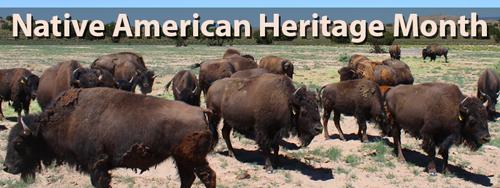 NativeAmericanHeritageMonth2017