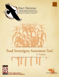 Food Sovereignty Assessment Tool