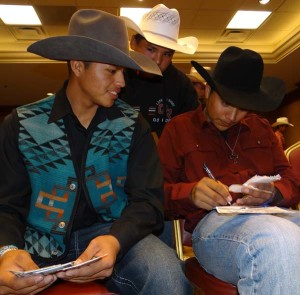 INFR Junior Cowboys reconcile their $pending Frenzy money logs