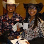 INFR Junior Cowgirls flush with cash and smiles