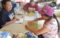 Generations of basket weavers are among the more than 145 students who took part in the Hopi Summer Arts Program.
