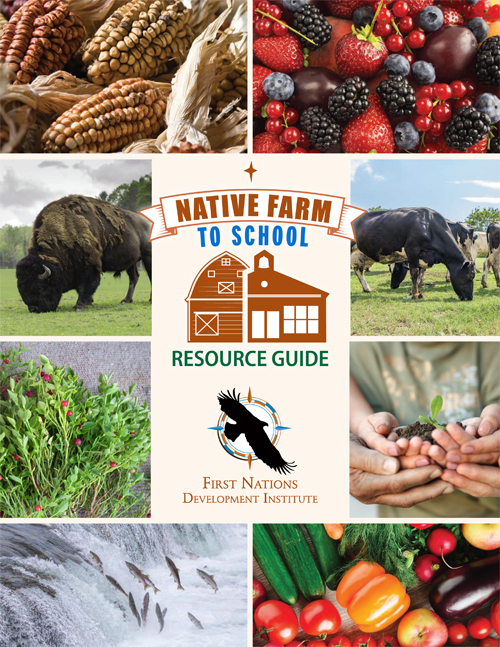 Native Farm to School Resource Guide Cover 500px