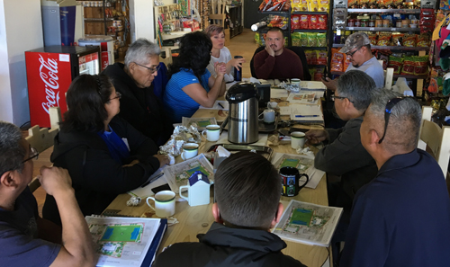 In creating the park, the ZYEP Artists Committee was formed. Now the group continues to meet regularly on projects that transcend the park to serve a broader set of needs beyond physical activity.