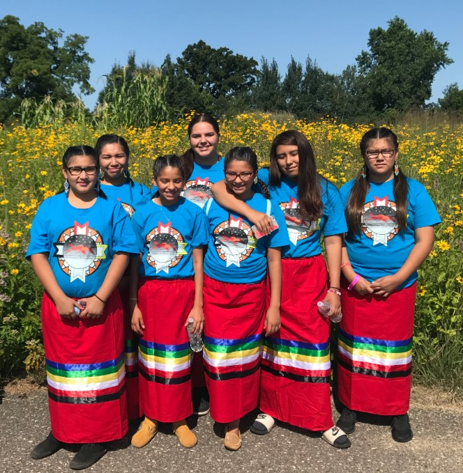 The Wikosa/Wiciyenna Dance Regalia Project builds on Dakota Wichoan's established youth outreach efforts, including the Koska Boys Leadership Program and the Wikosa & Wiciyenna Girls Leadership Program.