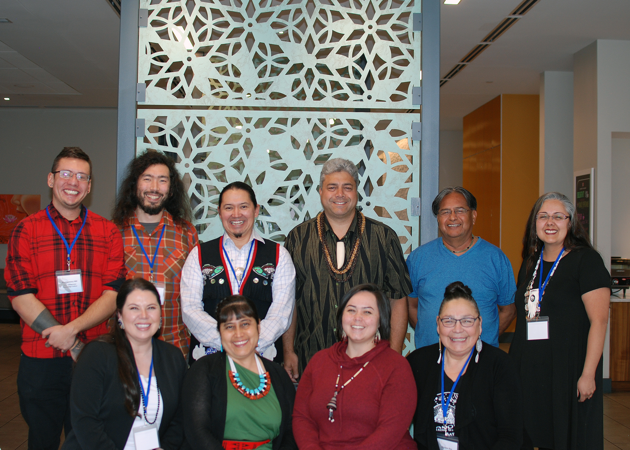 Luce Indigenous Knowledge Fellows 2020
